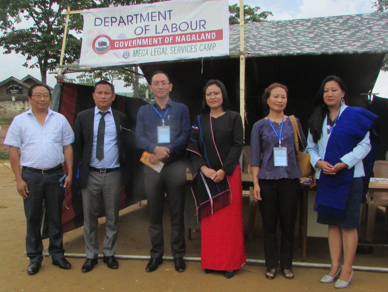 Phek Mega Camp